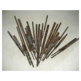 Assorted Drill Bits  Longest - 19 Inches