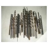Assorted Drill Bits  Longest - 12 Inches