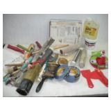 Paint Supplies - 1 Lot