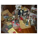 Christmas Decorations - 1 Lot
