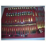 Oneida Community Flatware Set - 60 Pieces