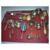 Silver Plate Serving Utensils
