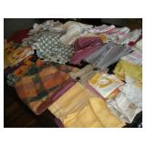 Assorted Table Cloths & Placemats