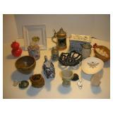 Misc. Decorative Items