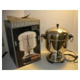 Faberware Stainless Steel Electric Coffee Urn