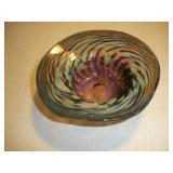 Murano Glass Candy Dish