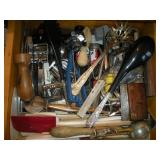 Kitchen Utensils, Contents of Drawer
