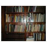 Books, 4 Shelves