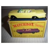 Lesney Pontiac Convertible Matchbox Car No.39