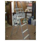 5 Foot Metal Step Ladder
