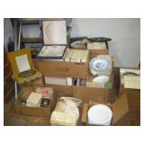 One Large Lot Of Collector Plates