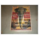 Ringingling Bros. & Barnum & Bailey Circus Poster