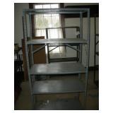 Metal Shelf  36x18x70 Inches