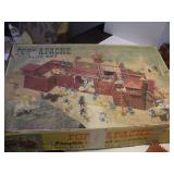 Marx Fort Apache Play Set w/many extras