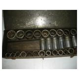 Snap-On 3/4 in. Drive Sockets, SAE