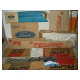 Assorted Gaskets, Ford, Mopar, Fel-Pro
