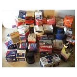 Assorted Oil Filters