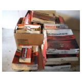 Assorted Motorcraft Spark Plug Wires, Approx. 15