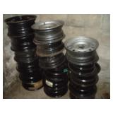 Steel Stock Rims