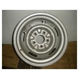 GM Rally Rim, 15x7; 4 1/2 inch Bolt Pattern