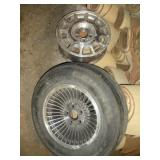 2 Aluminum Rally Rims