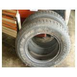 (2) Tires  235/70 R16