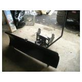 Tractor Snow Plow, 46 inch Blade