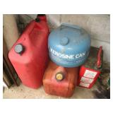 Gas Cans (4)