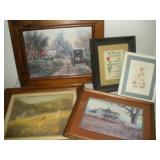 Framed Prints, Largest 22x18