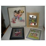 Framed Disney, Largest 16x20