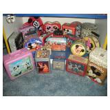 Assorted Disney Character Tins