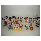 Disney Plush and Plastic, Tallest 5 inches
