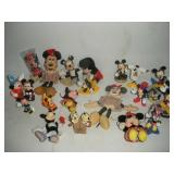 Disney Figures, Tallest 4 inches Mickey Mouse