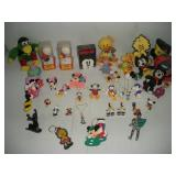Misc. Lot Pirate Parrot-Mickey Mouse