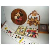 Disney Photo Frames and Wooden Wall Art