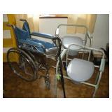 Handicap Lot