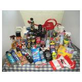 Household Chemicals Lot