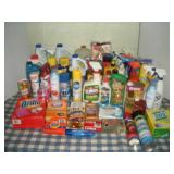 Household Cleaners Lot