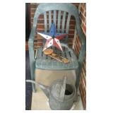 Misc. Outdoor Decorations-Patio Chair
