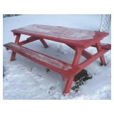 7 Ft.Wooden  Picnic Table