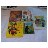 5 New Assorted Children books.
