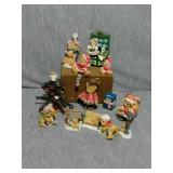 Cherished Teddies Collectibles. Assorted. Dated