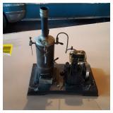 FRI 10/16 STEAM ENGINE