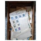 SAT 10/24 STAMP COLLECTION