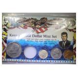 1971 Kenedy Half Dollar Set