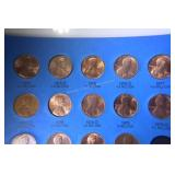 41 Lincoln Cents Book 3 1975 and up See Photos