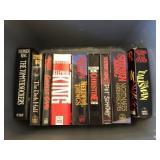 Collection of Stephen King Hardback Novels
