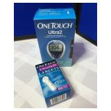 NIP One Touch Ultra 2 and Lancets