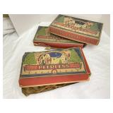 Peerless Antique Christmas Lights in Original Box