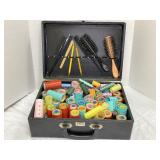 Allure College Of Beauty Hair Rollers w/ Case